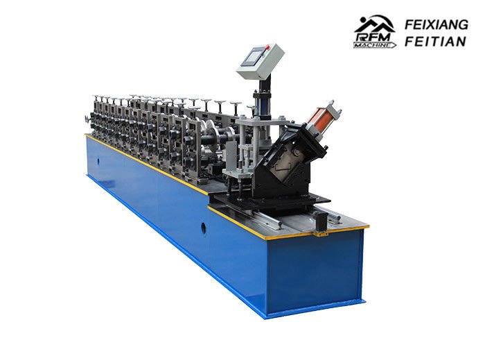 Galvanized Metal Steel Stud and Track Profiles Roll Forming Machine Supplier